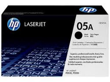 HP 05A CARTRIDGE