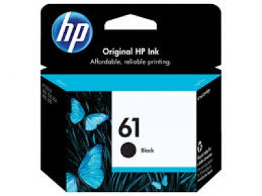 cartridge 61A hp black